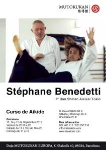 2013-09-13 - Stèphane Benedetti