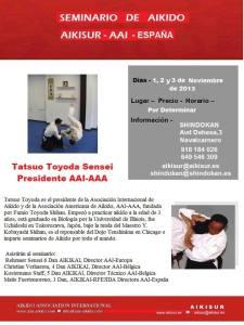 2013-11-01 - Tatsuo Toyoda