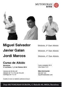 2014-01-31 - Miguel Salvador - Javier Galán - Jordi Marcos