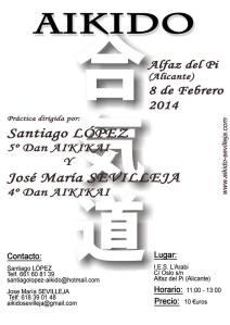 2014-02-08 - Santiago Lopez i Jose M Sevilleja