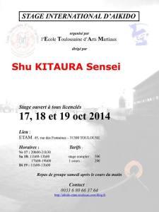 Shu Kitaura